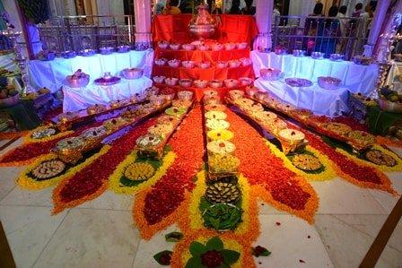 Shri Mahalaxmi Mandir Sarasbaug Annakote